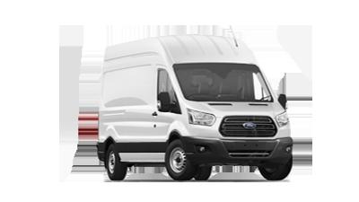 Transit 350L LWB FWD Van – High Roof