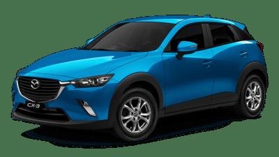 Mazda CX-3 FWD MAXX