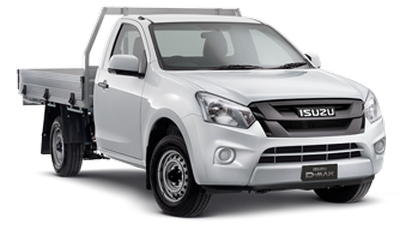D-MAX 4X2 SX SINGLE CAB CHASSIS