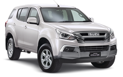 MU-X 4x2 LS-M 7 SEAT AUTO