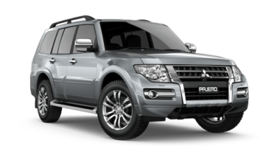 20MY PAJERO GLS LEATHER OPTION