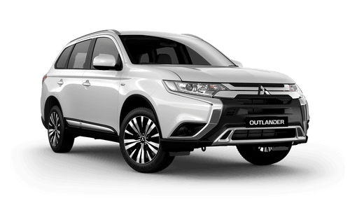 20MY OUTLANDER EXCEED - 7 SEATS