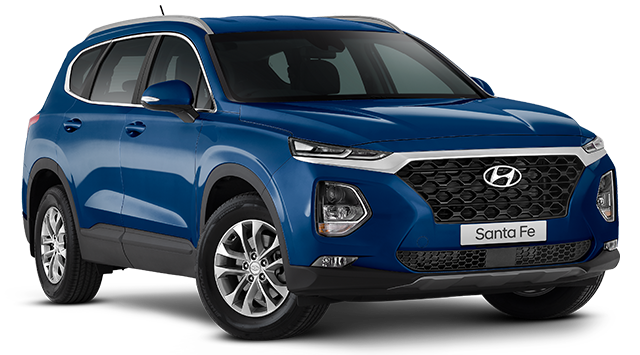 Santa Fe Active Diesel 8-Speed Automatic AWD