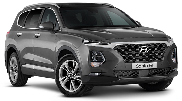 Santa Fe Highlander Diesel 8-Speed Automatic AWD