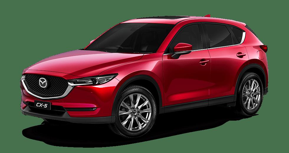 Mazda CX-5 Akera