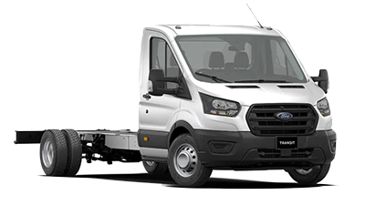 Transit 470E Single Cab Chassis