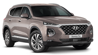 Santa Fe Elite Diesel 8-Speed Automatic AWD