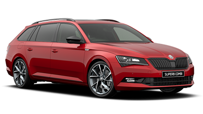 SUPERB WAGON SPORTLINE