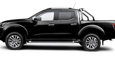 NAVARA ST-X 4X4 Dual Cab (Cloth/No Sunroof)