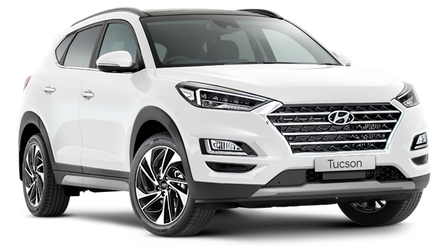 Tucson Highlander 1.6L Petrol Turbo AWD