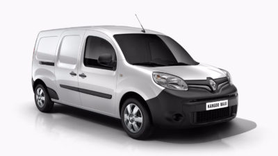 KANGOO Maxi Manual