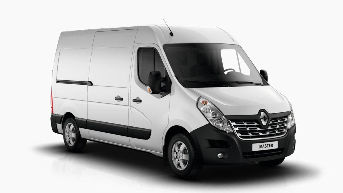 Master Van Medium Wheelbase