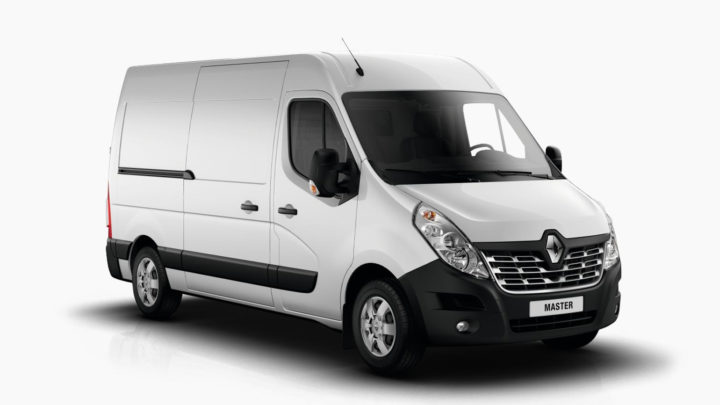 Master Van Medium Wheelbase