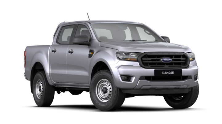Ranger 4x2 XL Double Cab Chassis Hi-Rider 2 2L