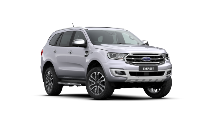 Everest Titanium 4WD 2 0L Bi-Turbo Diesel