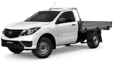 Mazda BT-50  4x2 Single Cab  XT-CAB Chassis