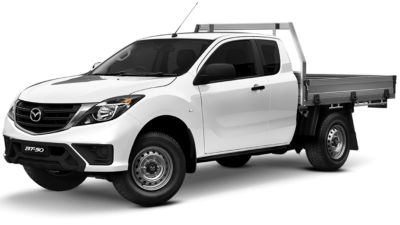 NEW-LOOK Mazda BT-50 4X2 Freestyle Cab XT Cab Chassis