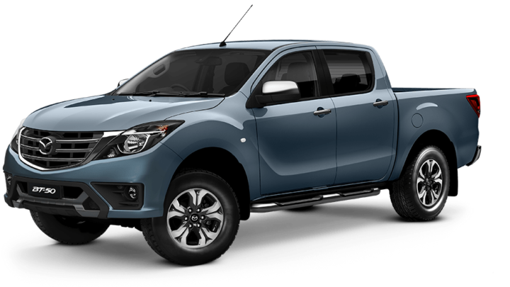 New-Look Mazda BT-50 Dual Cab XTR Pickup