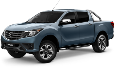 New-Look Mazda BT-50 4x4 Dual Cab GT Pick Up