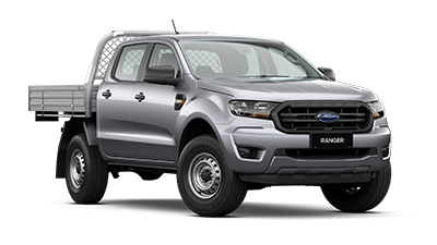 Ranger 4x4 XL Double Cab Chassis 2.0 Bi-Turbo Diesel AT