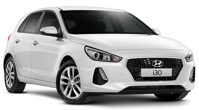 i30 Active 2.0L 6-Speed 2WD with SmartSense™ Safety Pack