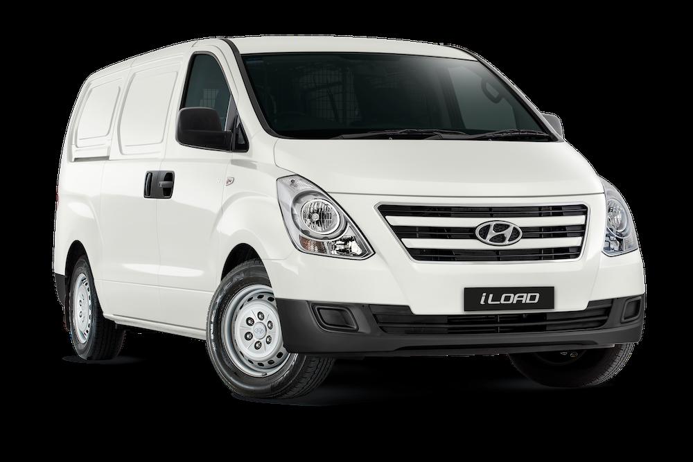 iLoad Van (6 Seat T/Swing)