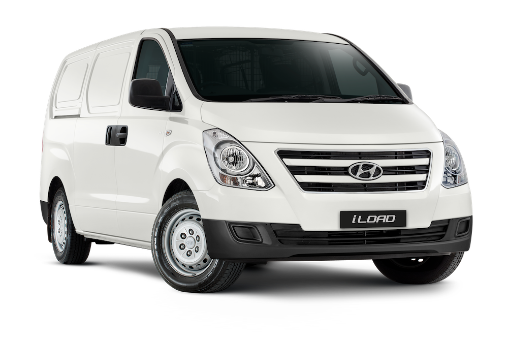 iLoad Van (3 Seat L/Back)