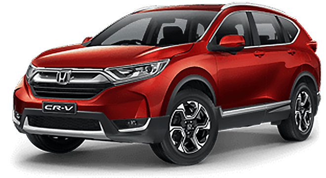 CR-V VTi-L 7-Seats 2WD