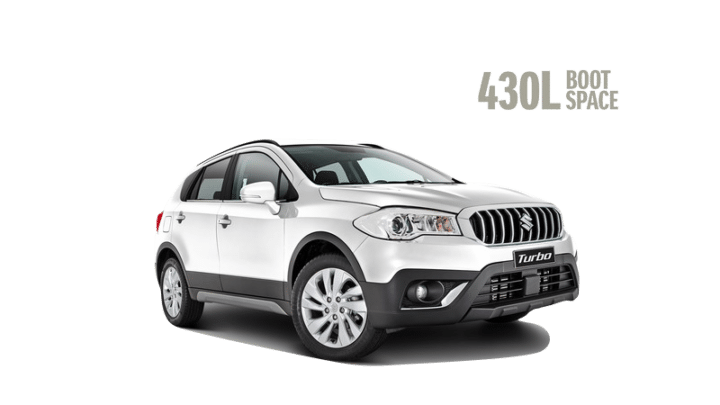 S-Cross Turbo