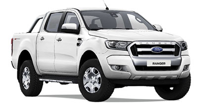 Ranger 4x2 XLT Double Cab Pick-up Hi-Rider 3.2L