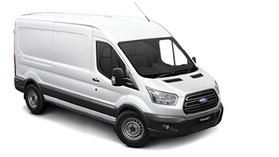 Transit 350L Van – High Roof
