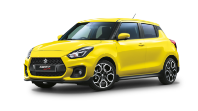 All-New Swift Sport
