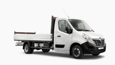 MASTER Cab Chassis Single Cab
