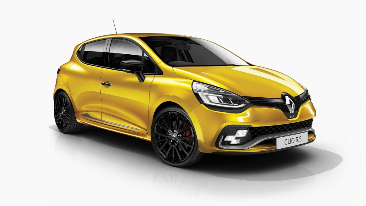 CLIO R.S. Cup