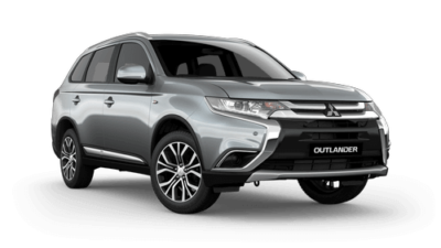 20MY OUTLANDER ES ADAS - 5 SEATS