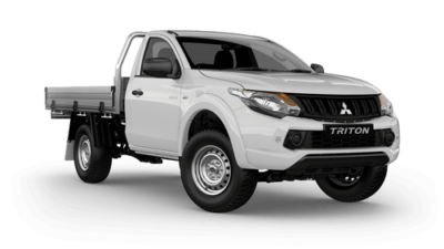 Triton GLX 2WD Single Cab 4x2 (Petrol)