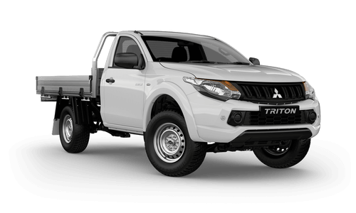Triton GLX 4WD Single Cab 4x4 (Diesel)