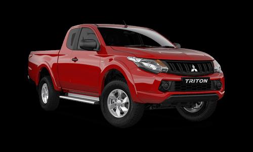 Triton GLX+ 4WD Club Cab 4x4