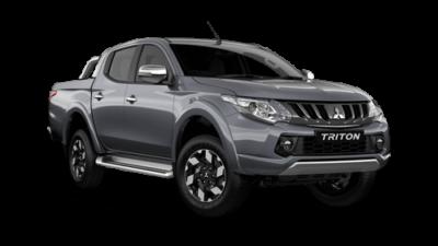 Triton GLX 4WD Double Cab / Pick Up 4x4 (DIESEL)