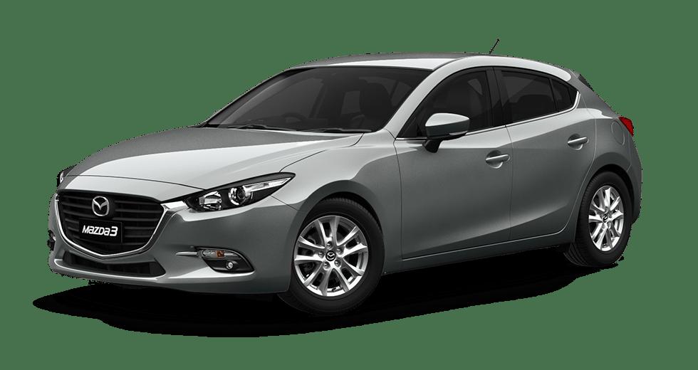2018 Runout Mazda3 Maxx Sport Hatch