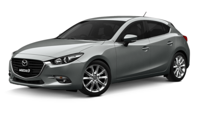 2018 Runout Mazda3 SP25 Hatch