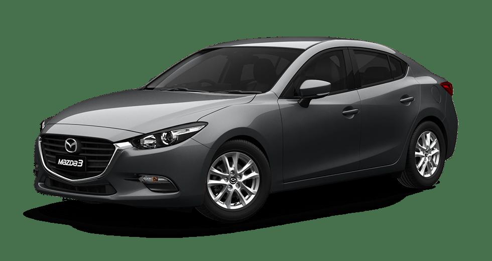 2018 Runout Mazda3 Neo Sport Sedan