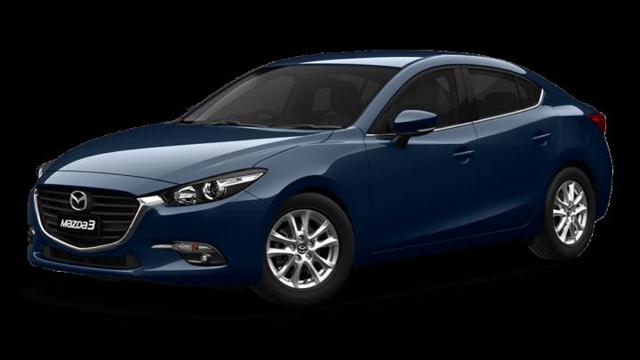 Mazda3 Sedan Touring