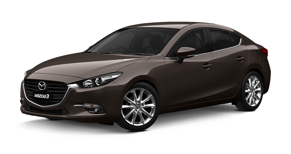 2018 Runout Mazda3 SP25 Sedan