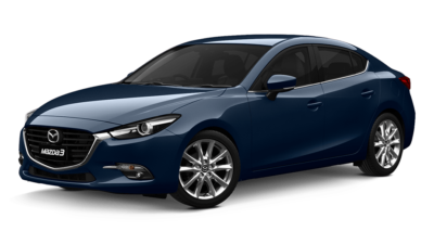 2018 Runout Mazda3 SP25 GT Sedan