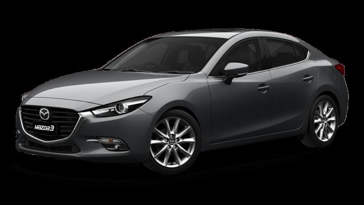 Mazda3 Sedan SP25 Astina