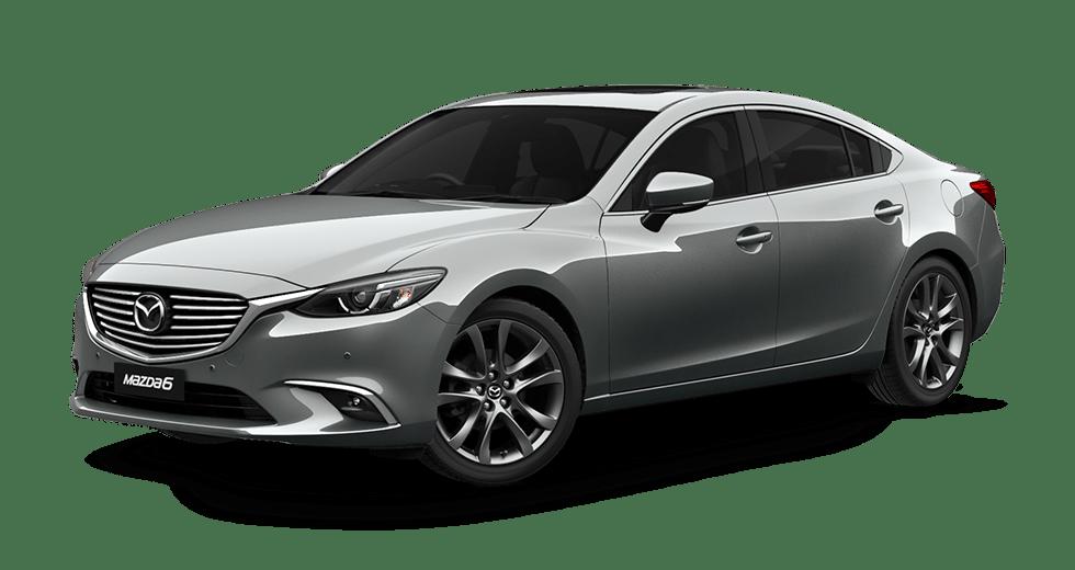 Mazda6 Sedan GT