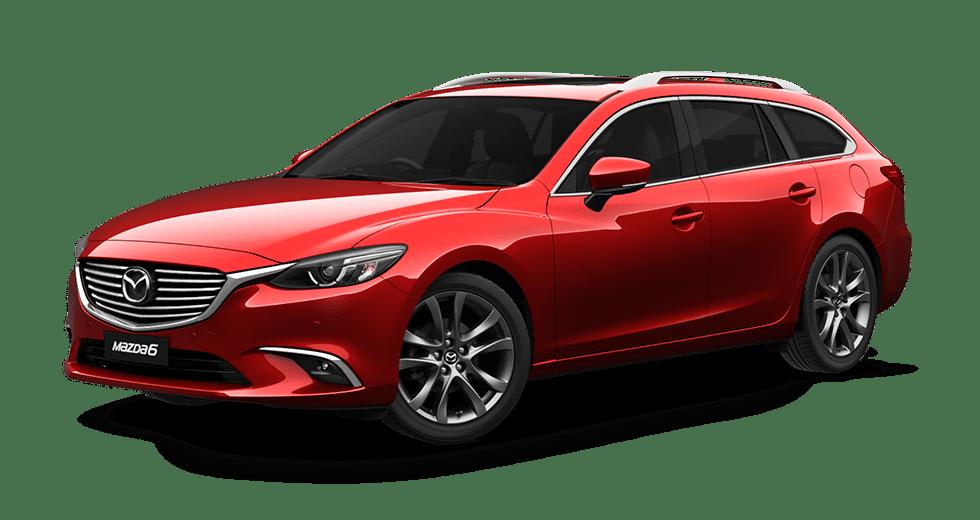 Mazda6 Wagon GT