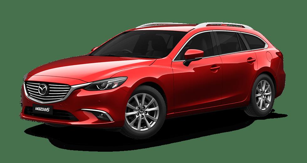 Mazda6 Wagon Touring