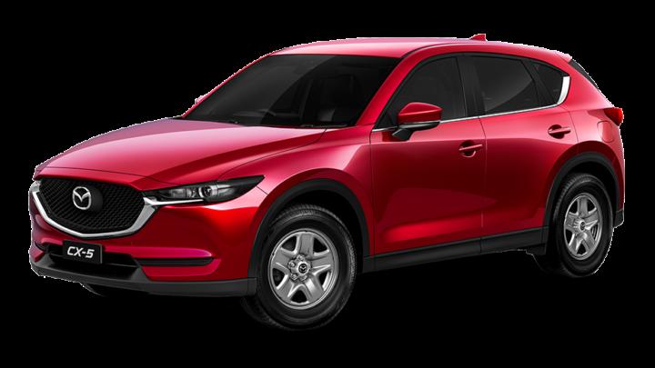 Mazda CX-5 AWD Maxx